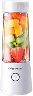 Portable Blender,Personal Smoothies Blender Cordless, Single Serve Mini Blender 400ml USB Rechargeable Small Juice Mixer Portable Juicer,Juice Glass Shakes Wireless