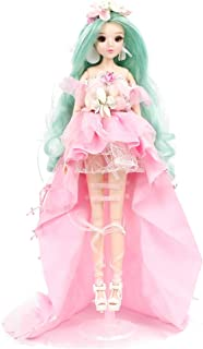 fortune days Mystery Magic Girl BJD Doll 12 inch Twelve Constellation Series Doll (Virgo)