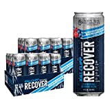 KILL CLIFF Recovery Drink, Raspberry Blueberry, 12 Oz Cans, 24 Count - Clean Hydration, Low Cal, Electrolytes, B-Vitamins