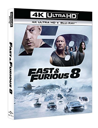 Fast & Furious 8 (4K+Br)