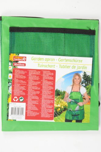 Lifetime Garden 29304 Tablier de jardin avec poches