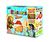 Artiach - Galletas Dinosaurus Chocoblanco 360 g - [Pack de 6]