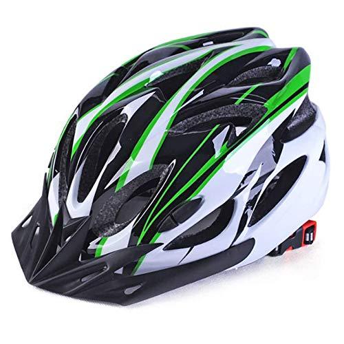 Lixada Adult Bike Helmet,Mountain Bike Helmet MTB Bicycle Cycling Helmets,Adjustable Dial-Fit Integrally Molding Lightweight Helmets for Men and Women