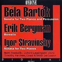 Bartuk Bergman Stravinsky