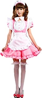 Cute Lolita Anime Cosplay French Maid Costumes