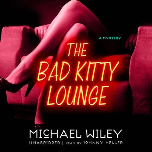 The Bad Kitty Lounge audiobook cover art