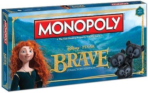 de moda Monopoly Monopoly Monopoly  Brave Collector's Edition by USAopoly  tienda de descuento