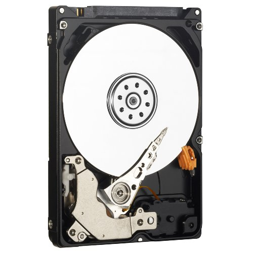 Western Digital WD10JUCT AV-25 1TB interne Festplatte (5400rpm SATA serial 16MB cache 6,4cm 2,5Z internal SATA 3GB/s)