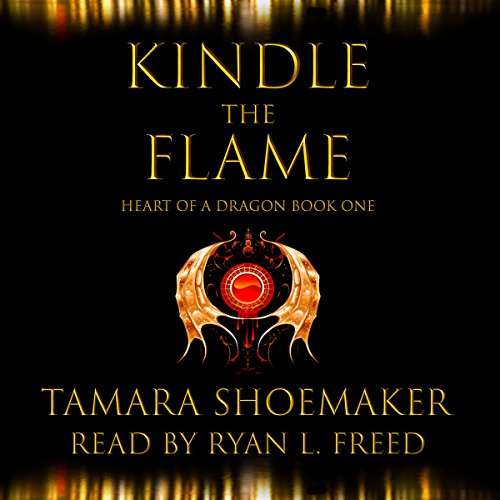 Kindle the Flame audiobook cover art