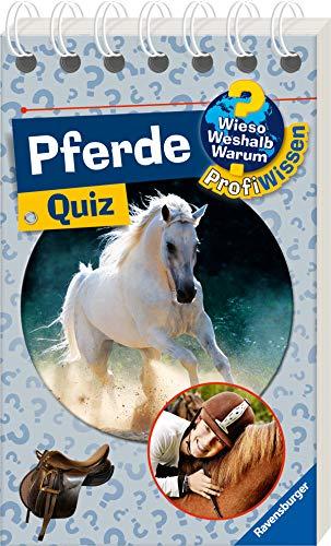 Pferde (Wieso? Weshalb? Warum? ProfiWissen Quiz)
