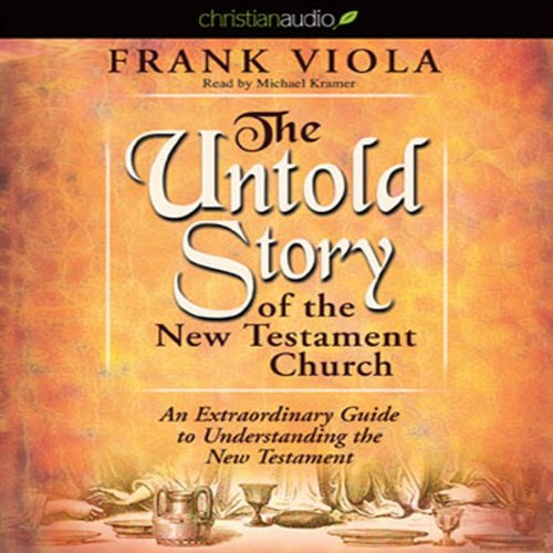 The Untold Story of the New Testament cover art
