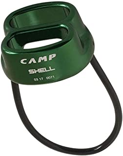 Camp Shell Belay Device - Green