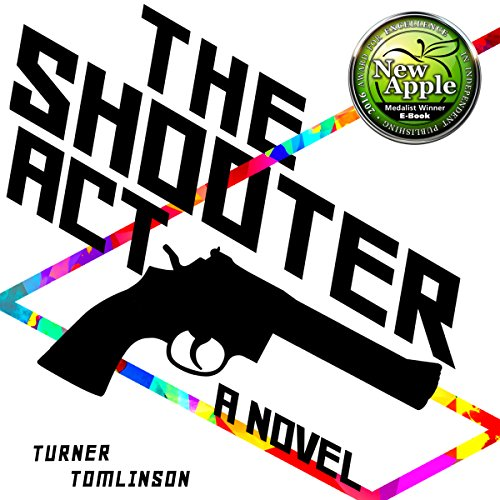 The Shooter Act audiobook cover art