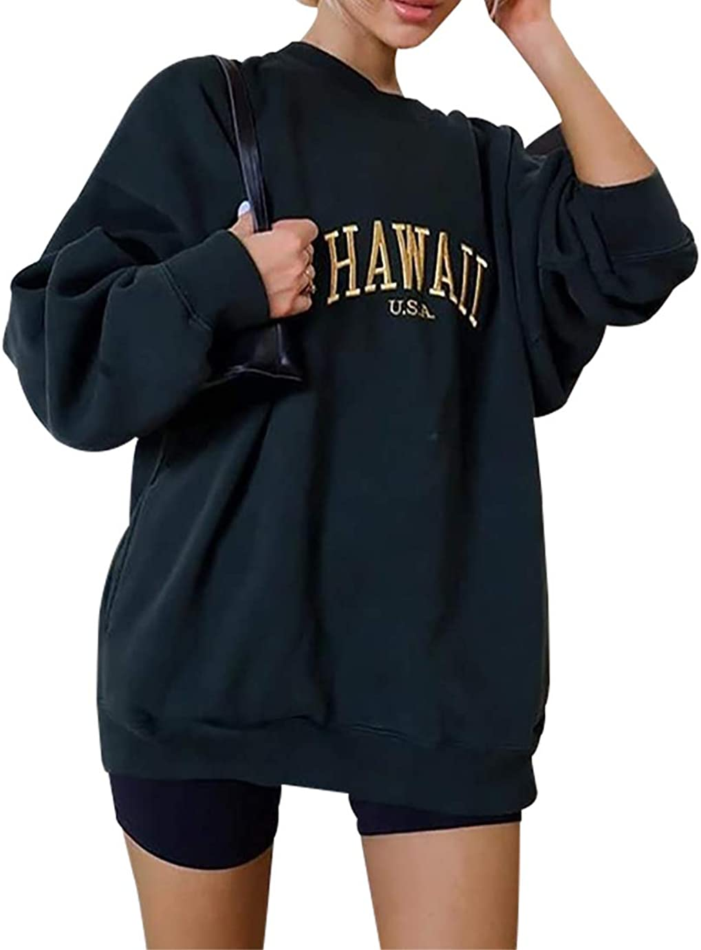 Hawaii Youth Hoodie Hand Lettered Hawaii Youth Sweatshirt