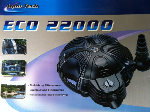Aqua Tech ECO Pumpe (22000)