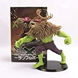 WJSWBX 16CM One Piece Tony Chopper Hulk Action...
