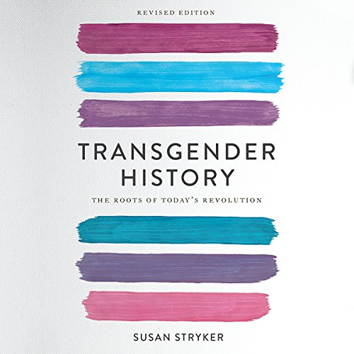 Transgender History, Second Edition audiobook cover art