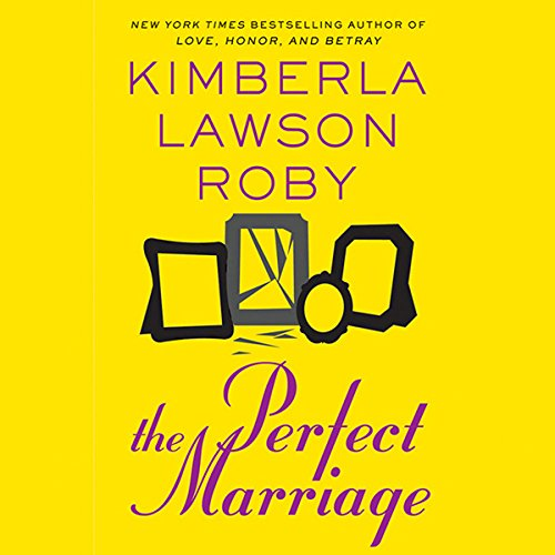 The Perfect Marriage audiobook cover art
