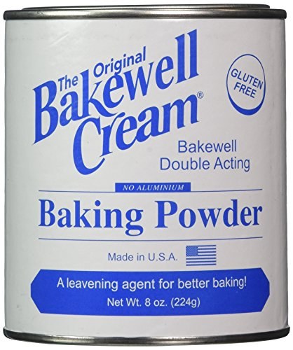 Bakewell Cream Baking Powder - 8 oz.