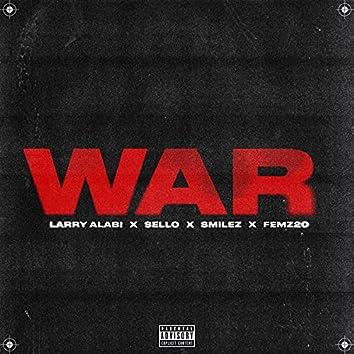 WAR (feat. Femz20)