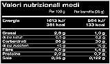 Zoom IMG-1 namedsport energybar box da 12x35