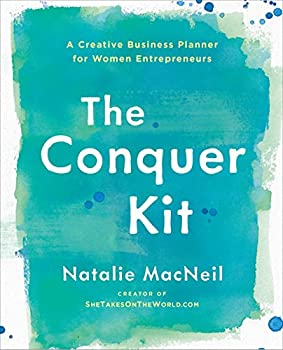 The Conquer Kit  A Creative Business Planner for Women Entrepreneurs  The Conquer Series