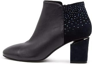 diana ferrari Preya-DF Womens Shoes Block Heel Boots Ankle Boots
