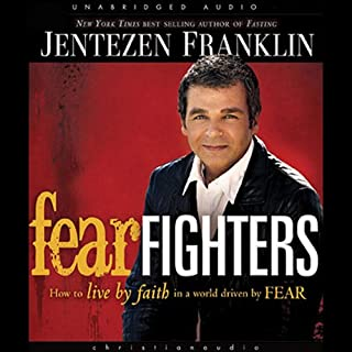 Fear Fighters cover art