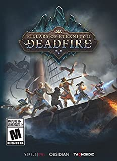 Pillars of Eternity II: Deadfire - Standard Edition - PC Standard Edition