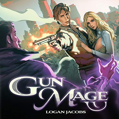 Page de couverture de Gun Mage