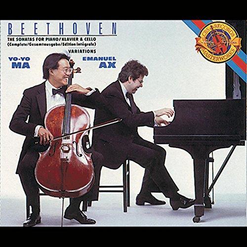 Price comparison product image Beethoven: Complete Sonatas for Piano & Cello