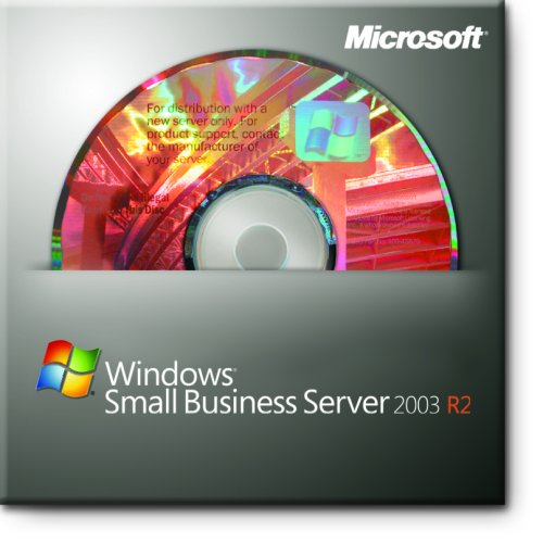 Windows Small Business Server Standard 2003 OEM R2 - 1 poste 1-2CPU 5 Clients