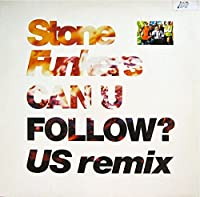 Can u follow? (US Remix, 1991) / Vinyl Maxi Single [Vinyl 12'']