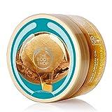 The Body Shop - Exfoliante corporal con aceite de argán salvaje, 200 ml
