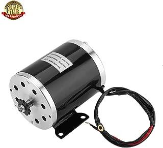 Sharplace 6V Motoriduttore Elettrico A Ruota Encoder DC Worm 25GA370-280RPM