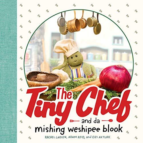 Couverture de The Tiny Chef