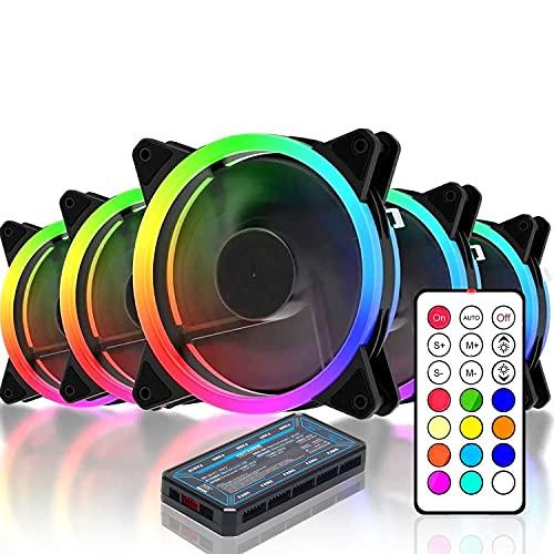 ventiladores 120mm pack;ventiladores-120mm-pack;Ventiladores;ventiladores-computadora;Computadoras;computadoras de la marca COOSEON