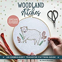 Best embroidery patterns book Reviews