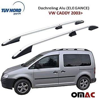OMAC GmbH Aluminium Grau Dachreling Dachgep/äcktr/äger f/ür Rifter 2019-2020 Kurzer Radstand Relingtr/äger Gep/äcktr/äger Fahrzeugspezifisch