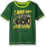 John Deere Boys' Toddler T-Shirt, Green, 4T
