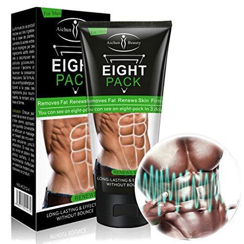 Crema adelgazante, Cremas reafirmantes para los músculos del vientre Crema adelgazante...