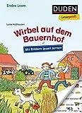 Duden Leseprofi - Mit Bildern lesen lernen: Wirbel auf dem Bauernhof, Erstes Lesen: 7