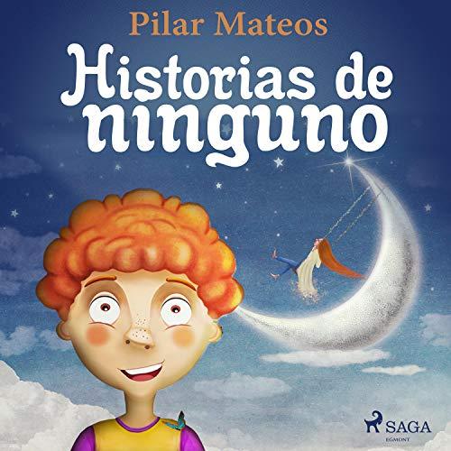Diseño de la portada del título Historias de ninguno