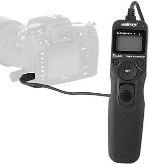 Walimex Digitaler LCD Timer Fernauslöser für Nikon N1