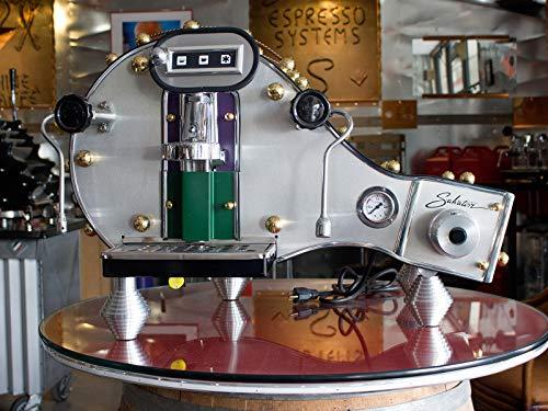 Glass Piggy Banks, Espresso Machines, Rubboards