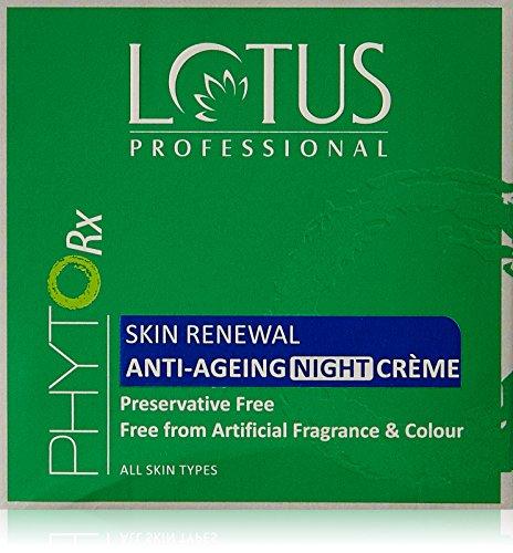 Best anti aging night cream In India