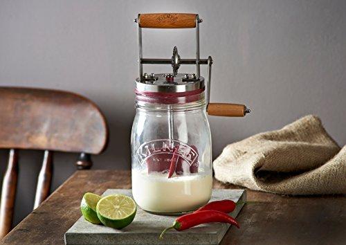 Kilner Small Manual Butter Churner