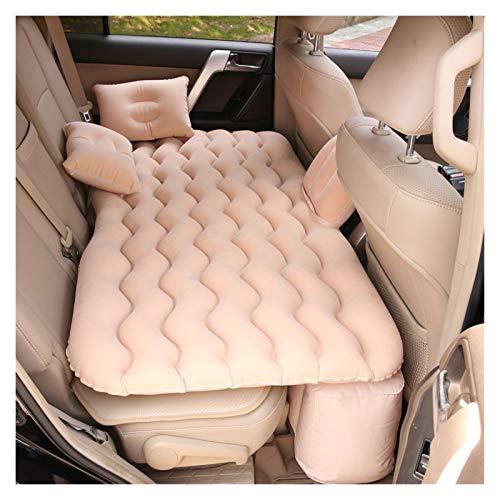 Mjwlgs Autoluftmatratze Aufblasbare Matratze Luftmatratze Schlaf-Rest-Auto-SUV...