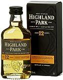 Highland Park 12 Jahre Single Malt Whisky (1 x 0.35 l) -