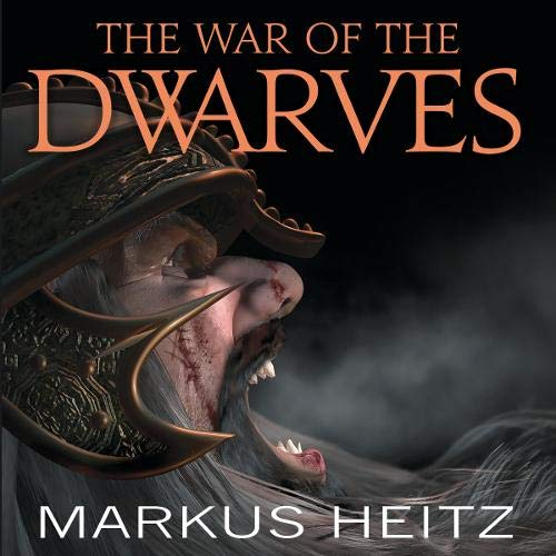 The War of the Dwarves cover art